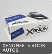Xenonsets voor auto